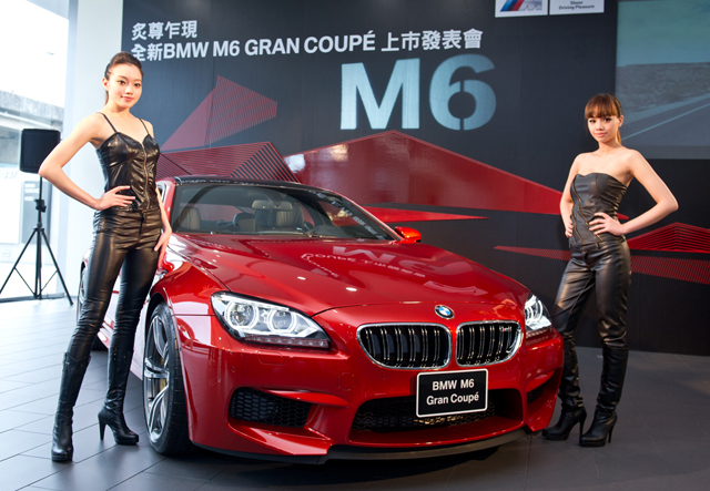 560匹馬力 BMW M6 GRAN COUPE正式在台上市