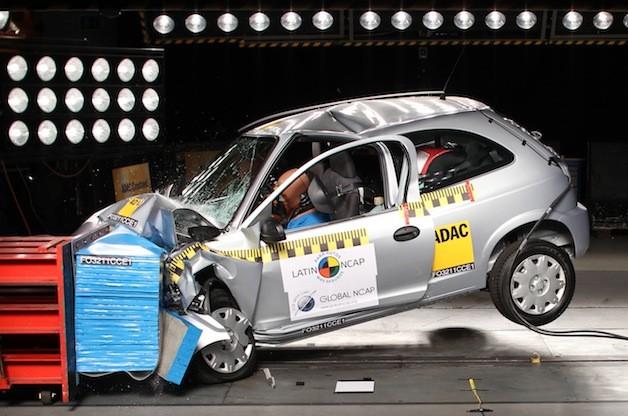 【影片】為什麼巴西車非常容易撞死人?GM、VW、Fiat皆上榜!