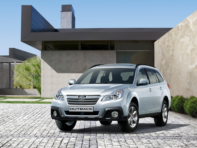 Subaru Outback連續二年榮獲環保署環保車肯定