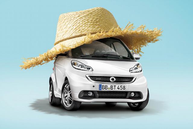 Mercedes-Benz、smart 「2013夏日免費冷檢」開跑