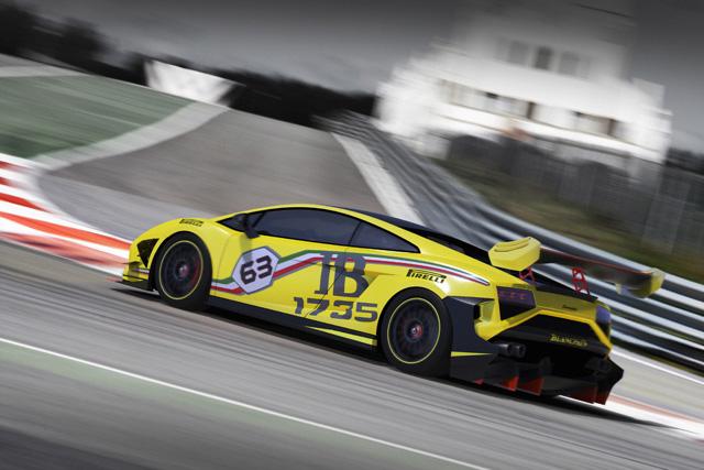 Lamborghini Blancpain Super Trofeo亞洲挑戰賽第二賽季開跑