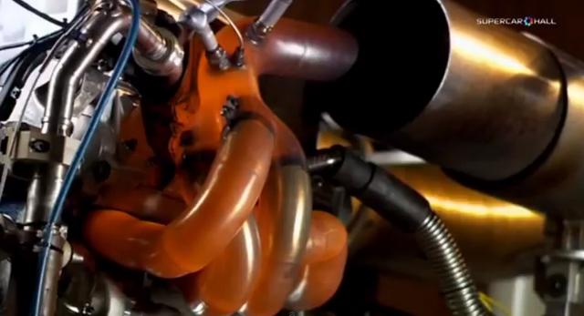 法國鋼鐵人高潮時的叫聲!Renault Sport F1 - RS27引擎測試