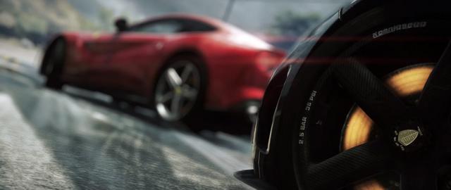鍵盤車手必練!Need for Speed極速快感年底將推出「Rivals」新遊戲