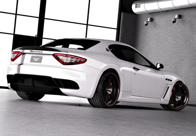 法拉利、你以後只能看到我的屁股!Maserati MC Stradale Demonoxious馬力比 458 Italia多了近100匹!