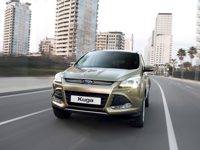 搶先體驗智能休旅的全新高度 THE ALL-NEW KUGA 88.8萬起 開始預購