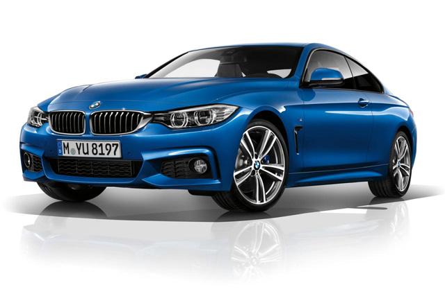 BMW發佈全新 4-Series雙門轎跑車,北美車價將由新台幣120萬起跳