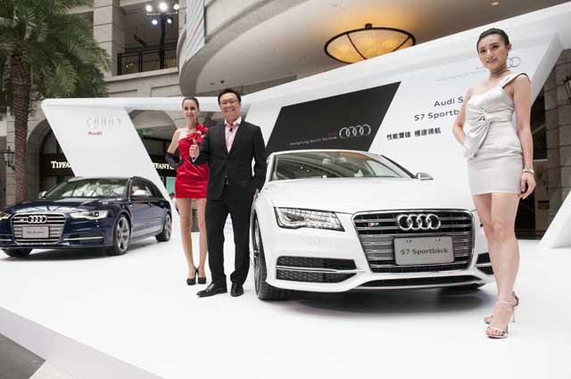 420匹馬力輸出,全新Audi S6 Avant豪華性能轎旅與 S7 Sportback豪華運動掀背跑旅車暴力登台!