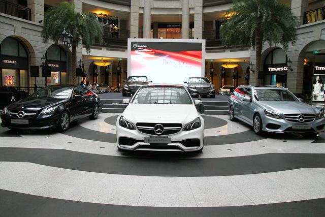 改款 Mercedes-Benz E-Class 249 萬元起正式登台,一次發表 13 款新車!