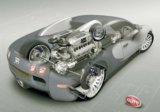 夢幻終極版 Bugatti Veyron將於明年發表!極速至少能到450km/h!