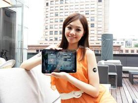 Motorola XOOM 3G 版正式在台灣上市