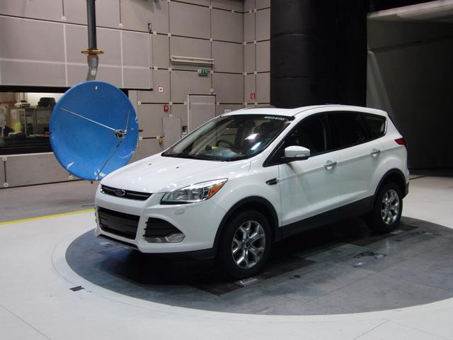 福特汽車應用軍用級抗噪偵測技術 打造THE ALL-NEW KUGA極佳車室靜肅性