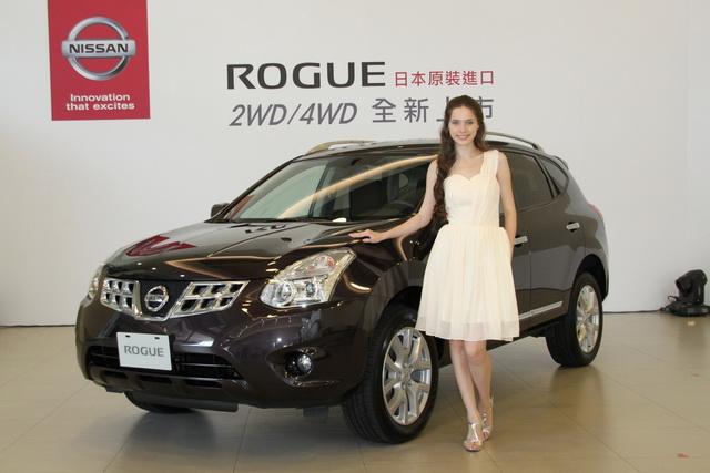 大賣!Nissan Rogue訂單突破 600張、比預期銷量多了兩倍