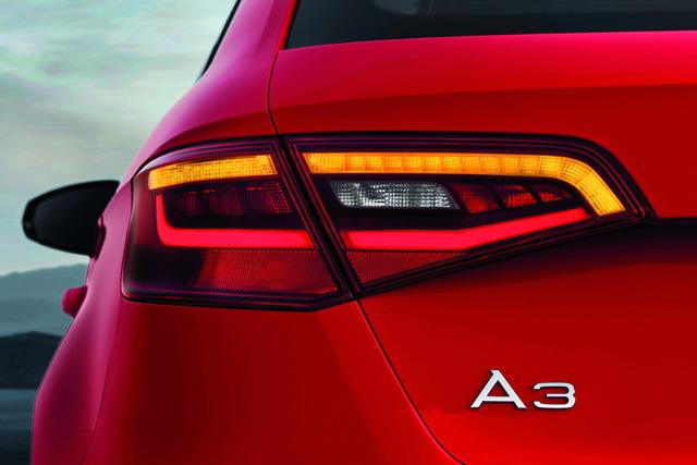 全新 Audi A3 Sportback豪華運動掀背房車即將於本月登陸台灣