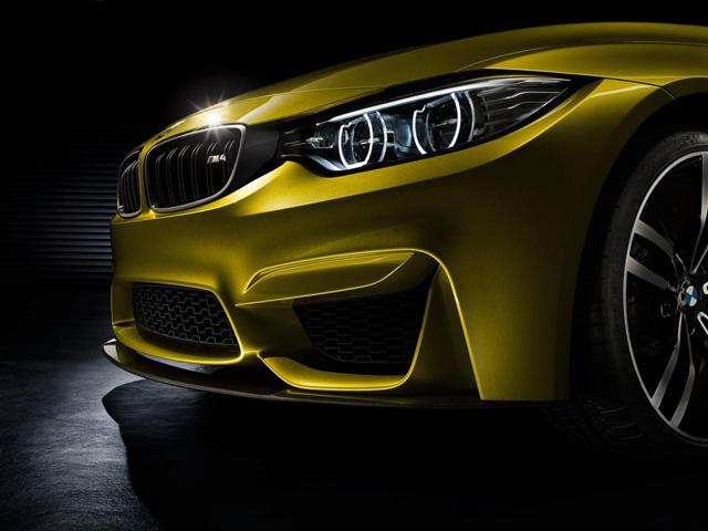 BMW M4 Coupe概念車圖/影片提前曝光!M性能車係將全面跨入 Turbo動力的時代!