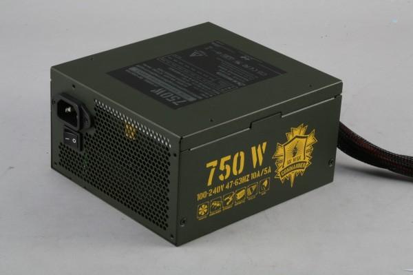 連電源供應器也採用軍事塗裝