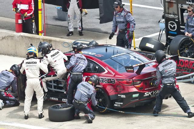 Mazda SKYACTIV-D柴油引擎真的夠力!挑戰北美 Grand-Am賽事GX組別獲六連勝!