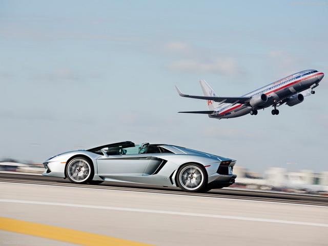 [超跑預報] Lamborghini Aventador LP 700-4 Roadster訂於 9/5在高雄小港機場發表!現場將上演陸空大戰?