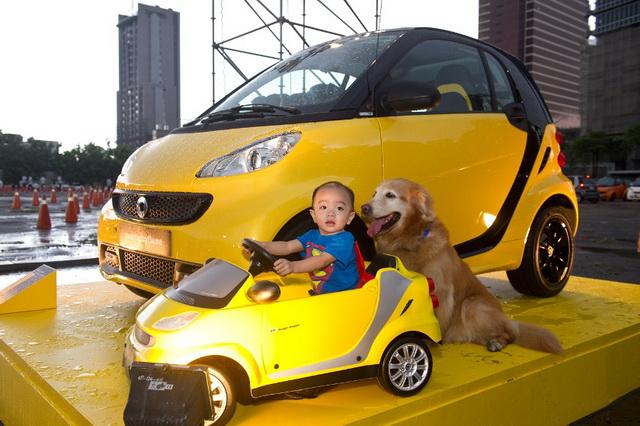 安心亞甜心魅力領軍 smart年度大型車聚:2013 Hero I am!城市英雄號召集令圓滿落幕