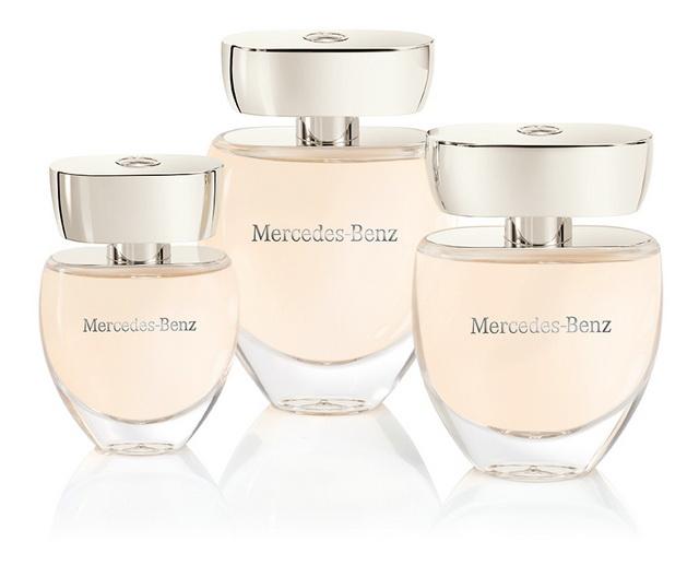 Mercedes-Benz Perfume 賓士第一款女性香水!One dream、one passion,一個夢想、一份熱情