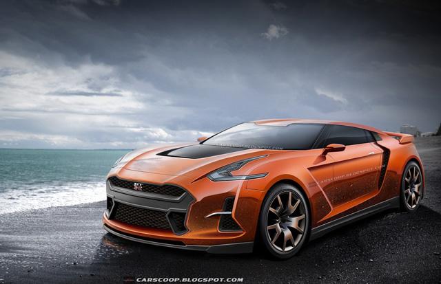 大改款 Nissan GT-R將於2015年上市,現役最終 GT-R NISMO高性能車款明年現身
