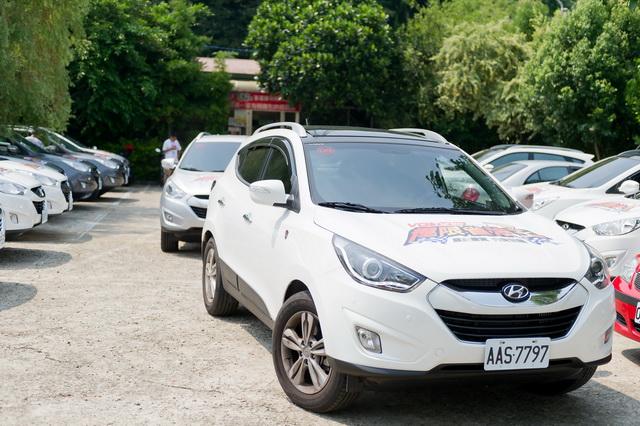 Hyundai舉辦「ix35 VGTurbo 省油活動」:締造 30.9km/L超低油耗佳績!
