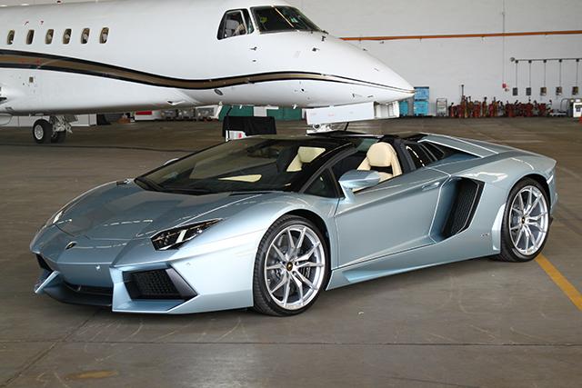 Lamborghini Aventador LP 700-4 Roadster超級敞篷跑車正式在台發表,售價2,738萬起