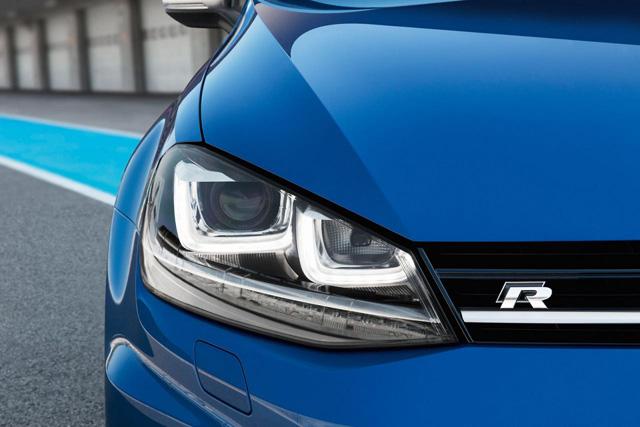 VW發佈最新 Golf R賽道奔馳影片與原廠圖片,讓人熱血沸騰的性能鋼炮!