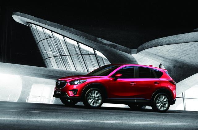 Mazda CX-5貴賓賞車活動本週末展開:Skyactiv-D柴油版本年度配額即將售罄!全省11個據點先睹為快