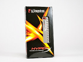 全自動超頻記憶體,Kingston HyperX Genesis PnP 測試