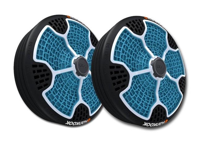 Hankook將於法蘭克福車展推出 i-Flex無氣概念輪胎,95%的結構能回收使用!