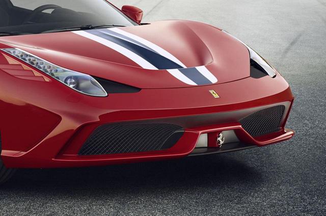 600匹馬力 Ferrari 458 Speciale輕量化超跑正式於法蘭克福車展發表,大批新廠照與影片釋出!