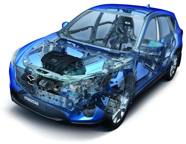 Mazda CX-5公佈完整油耗數字:SUV油耗猶如小型房車!Skyactiv科技令人欣賞