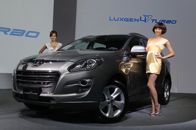 LUXGEN U7 TURBO旗艦豪華SUV全球首發,94萬豪華型就已配備豐富了!