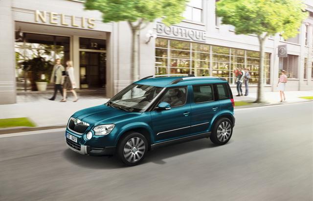歐洲精品SUV SKODA Yeti 全新2014年式 榮耀分享價 84.8萬起
