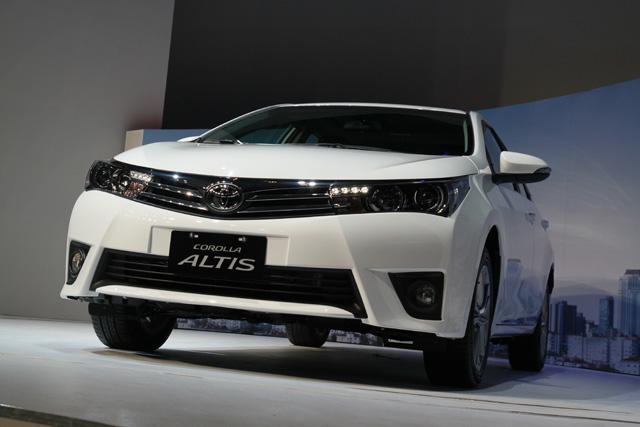 大改款 TOYOTA Corolla Altis 64.6萬起搶先登台,全車系比預售價還便宜!
