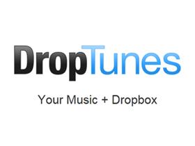 Droptunes:把 Dropbox 升級為網路音樂台
