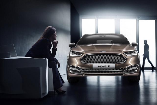 Ford Vignale豪華品牌提供頂級服務,車輛回廠享有終身免費洗車!