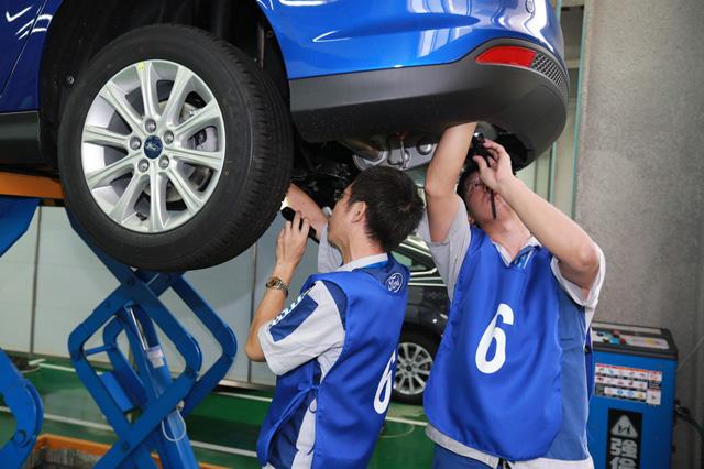 Ford QualityCare「2013年Ford全國顧客服務競賽」 全方位評鑑力求服務品質全面優化