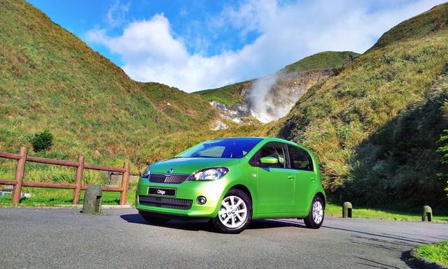 2013 Skoda Citigo試駕!Euro-NCAP五顆星的 1.0三缸歐洲進口小車居然不用60萬!