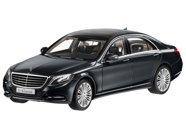 百萬 S-Class還買不起,先來輛千元模型過過癮,Mercedes-Benz Collection頂級精品系列登場!