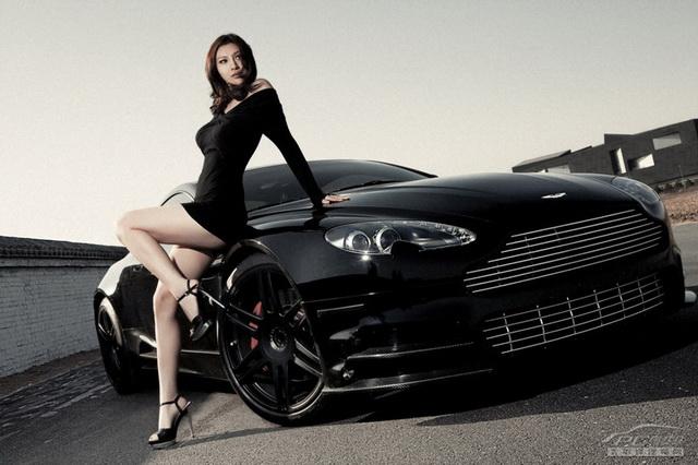 高貴的純英國跑車 Aston Martin V8 Vantage!性能是一回事,但、迷人就是另一回事了...