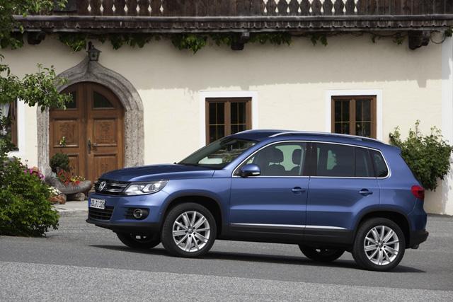 2014年式 Volkswagen Tiguan全新到港,月付NT$8,888起或是六合一觸控影音導航系統好禮二選一