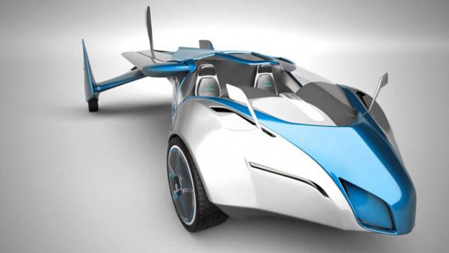 Aeromobil Version 2.5陸空兩用飛行車試飛成功!再遇上返鄉大塞車就升空吧!