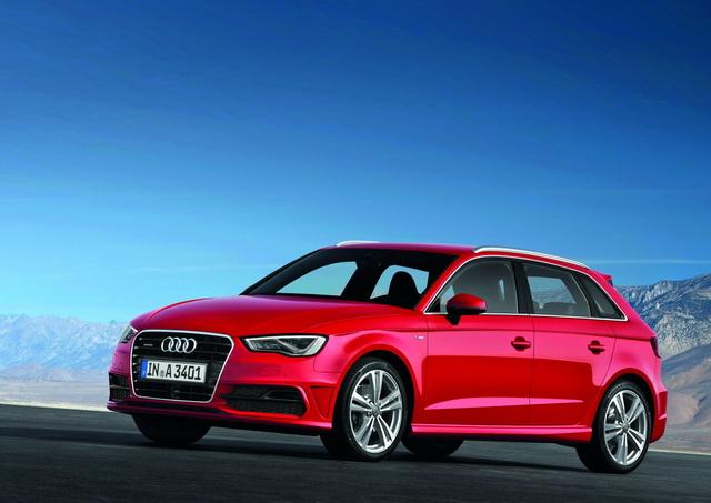 Audi汽車全球銷售數據再傳捷報:今年九月新車銷售成長10%,全年度銷售量即將再創歷史新高!