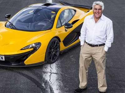 McLaren P1這款全新旗艦油電超跑有多驕傲?讓Jay Leno馬上告訴你!