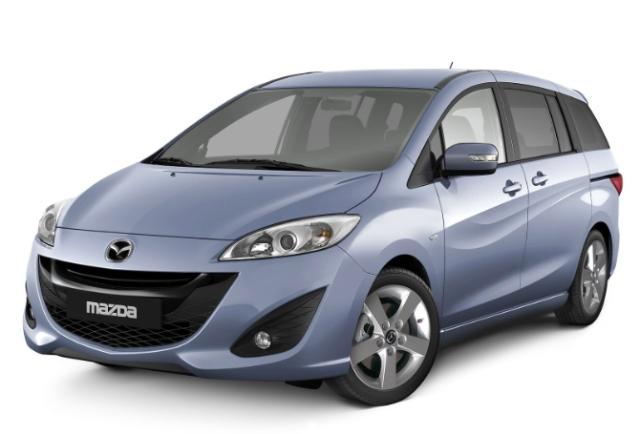 New Mazda5七人座尊榮特仕版現金價69.9萬元限量倒數
