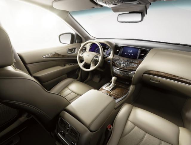 2014年式 INFINITI QX60豪華7人座休旅旗艦升級上市