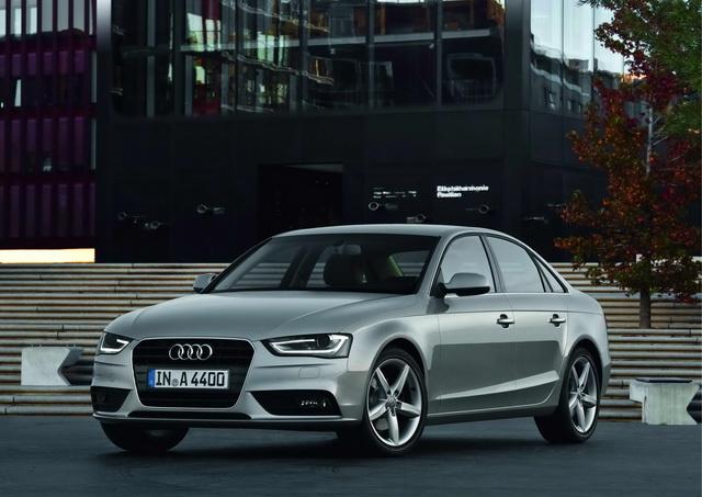 極致效能再勁化 駕馭感官新脈動!即刻入主全新2014年式 Audi A4 Sedan 優惠升級B&O音響系統!