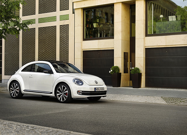 Volkswagen推出 The Beetle 圓夢專案,月付8,888元起
