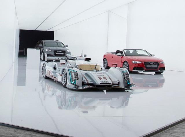 Audi獲頒2013德國紅點設計獎「2013年度最佳客戶」頭銜